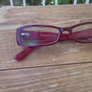 Γυαλιά οράσεως Marc Jacobs κόκκινα μπορντό