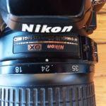 Nikon D80 & φακός Nikon 18-55