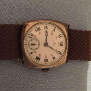 Omega ww1 trench watch