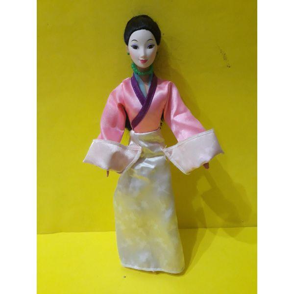 Barbie Mulan doll