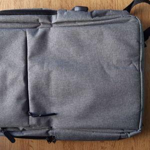 """Τσάντα Backpack για Laptop 15,6"""" με USB αδιάβροχη"""