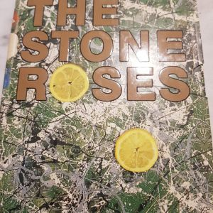 """THE STONE ROSES - """"The dvd"""" (Silvertone) brit bop/psychedelic/indie rock"""