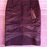 μαυρη φούστα ν36 καινούργια