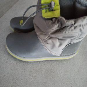 Crocs Μπότες χιονιού παιδικές για αγοράκι