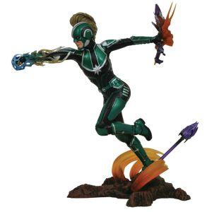 Diamond Select Captain Marvel Movie Gallery PVC Statue Captain Marvel 23 cm