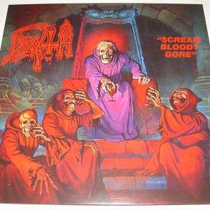Death - Scream Bloody Gore (βινύλιο)
