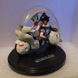 Συλλεκτικη Φιγουρα Songoku - Bulma - Dragonball