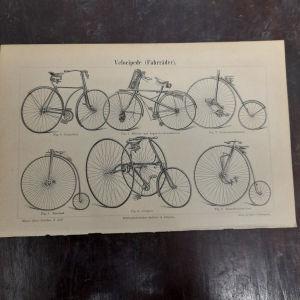 Γραβουρα του 1888 Γερμανικη