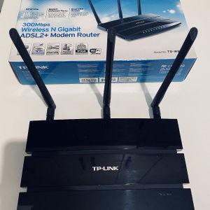 TP-LINK TD-W8970 300Mbps ADSL2+ Modem Router