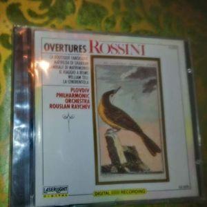 CD OVERTURES ROSSINI-CD ΣΦΡΑΓΙΣΜΕΝΟ