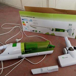 Σκουπάκι Telemax WSD-1302 White/Green