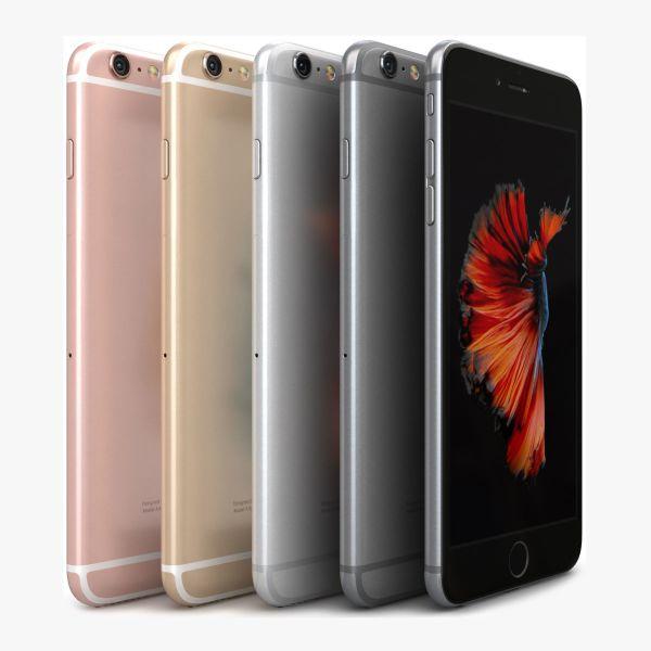 Iphone 6S Space Gray Original (32GB) 9 Mines engiisi