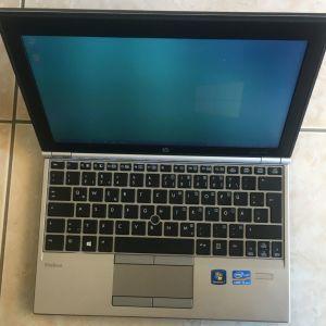 """Φορητός HP EliteBook 2170p 11,6""""/i5/4G/128G SSD/W10/Bat 3h"""