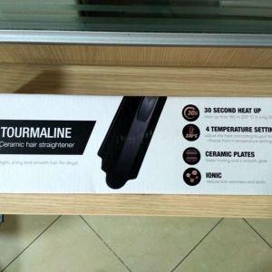 Tourmaline ceramic hair straightener (Ισιωτική μαλλιών)