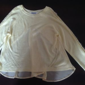 Mayoral Yellow Sweater, Size 12