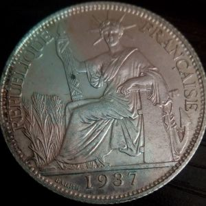 20 Cent Indo-China  1937