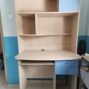 Γραφείο-Βιβλιοθήκη & Καρέκλα