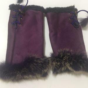 Γάντια με γουνάκι
