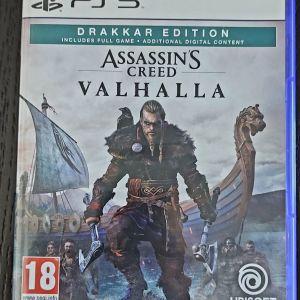 Assassin`s Creed Valhalla (Drakkar Edition) PS5