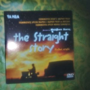 DVD THE STRAIGHT STORY
