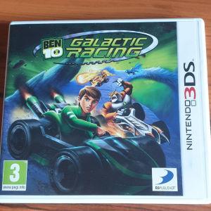 ben 10 galactic racing (Nintendo 3DS)