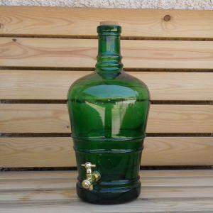 Μπουκάλι 5Lt με βρύση Barrocco