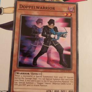 Doppel Warrior