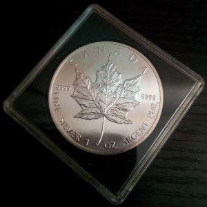 1oz CANADA 2014 SILVER .999
