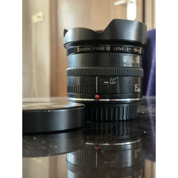 fakos Canon 15mm fisheye 2.8