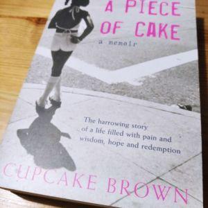 Cupcake Brown - A piece of cake (english)