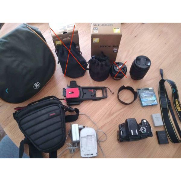 Nikon D5100 - 1 fakos - axesouar