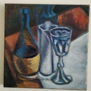Πίνακες ζωγραφικής χωρίς κορνίζα