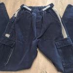 τζιν παντελόνι με λάστιχο