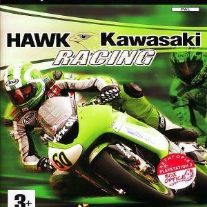 HAWK KAWASAKI RACING - PS2