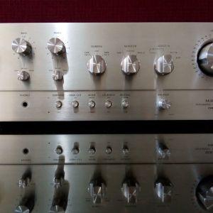 Ολοκληρωμένος ενισχυτής ήχου Onkyo A-7
