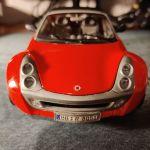 Smart roadster 1/18 Burago