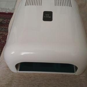 Επαγγελματικά Φουρνάκια UV/ Λάμπα 36 watt ΤΙΜΗ ,ΚΑΤΩ ΤΟΥ ΚΟΣΤΟΥΣ