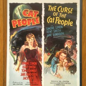 Cat people / The curse of the cat people dvd