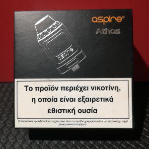 Ατμοποιητής Aspire Athos Black