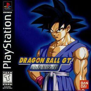 DRAGON BALL FINAL BOUT - PS1