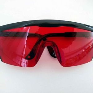 Γυαλιά βελτίωσης ορατότητας κόκκινης δέσμης λέιζερ