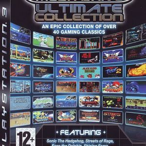 MEGA DRIVE ULTIMATE COLLECTION - PS3