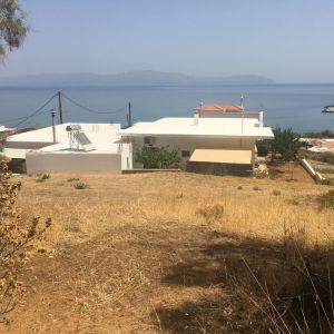 Κυθηρα Οικόπεδο 600τμ με ΣΔ 0.80 πωλείται στην Αγία Πελαγια Κυθηρων!200 μέτρα από θαλασσα και από το κέντρο του χωριού.Ανεμπόδιστη  θέα προς τη θαλασσα!!