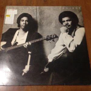 Stanley Clarke/George Duke– The Clarke / Duke Project. Δίσκος Βινυλίου (Jazz Rock)