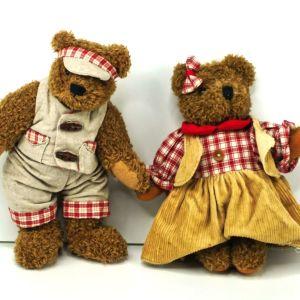 Δύο γερμανικά κλασικά αρκουδάκια