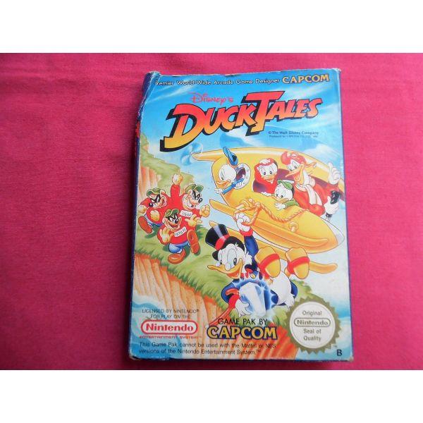 NES DUCK TALES tou 1990