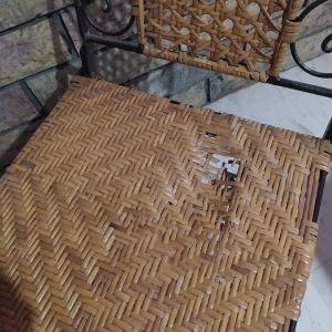 Τραπέζι + καρεκλα