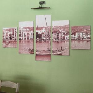 Πίνακες σε καμβά παλιά Θεσσαλονίκη