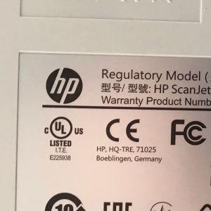 Scanner HP Scanjer Pro 2500 f1 (L2747A)