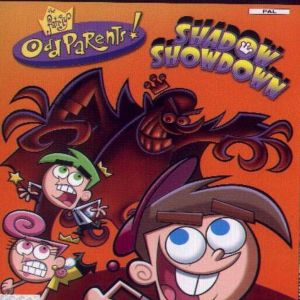 FAIRLY ODDPARENTS SHADOW SHOWDOWN - PS2